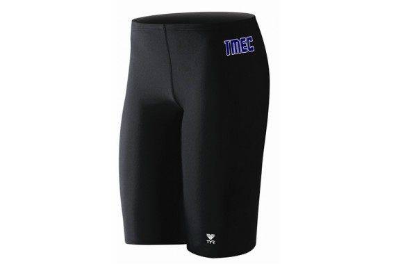 Boys Team Jammer – TYR Lycra Black Solid