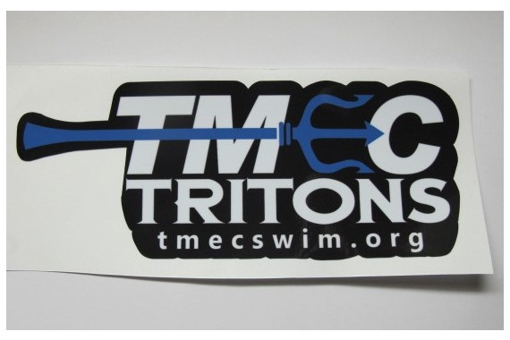 Corporate Team Logo Sticker