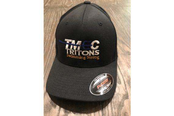 Flex-fit TMEC Baseball Caps (Black)