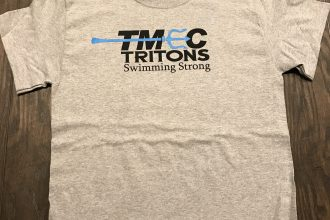 TMEC Men's Team Shirt in Sports Grey