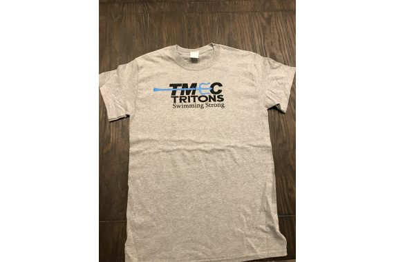 TMEC Men's Team Shirt in Sports Grey